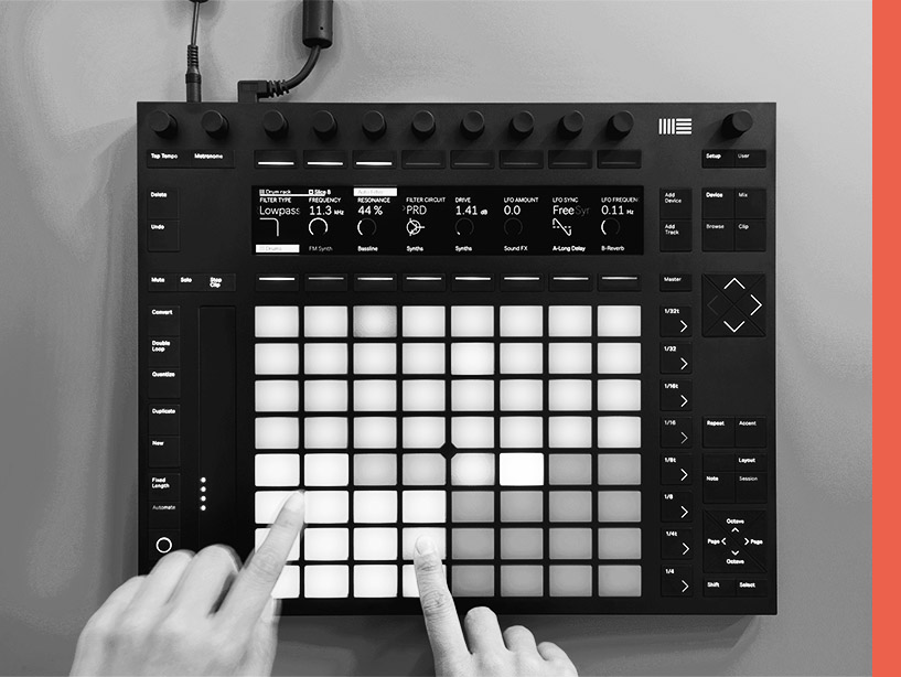 Ableton Live 10 & Push 2: Music Production Workflow