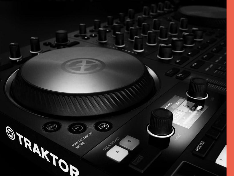 Feel The Mix: Hands On NI Traktor Kontrol
